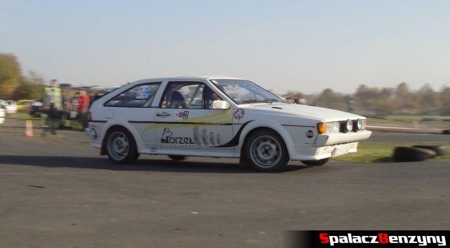 Coupe rally na Rally Sprint Cemex 2012 w Lublinie