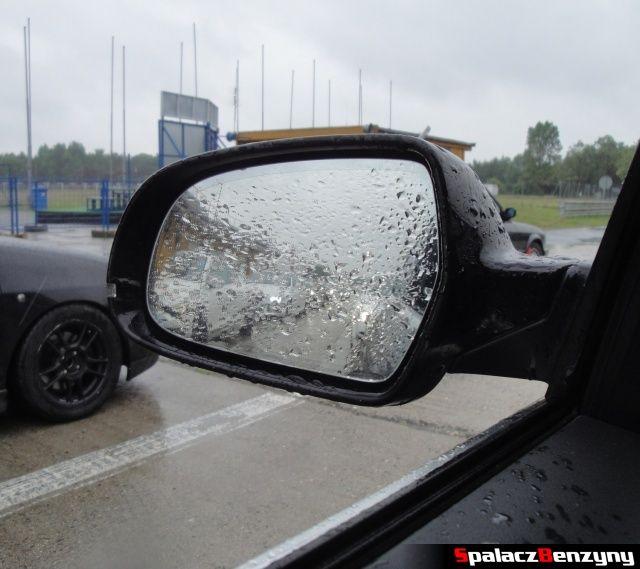 Deszczowa pogoda na TPTD 25 maj 2013
