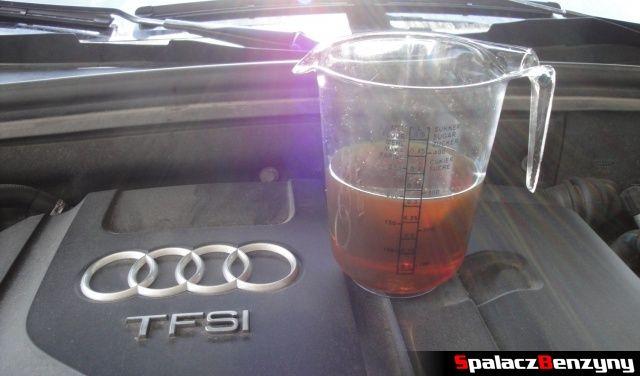 Dolewka 300 ml oleju 3000 km po Stage 1