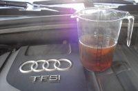 Dolewka olejowa do silnika TFSI