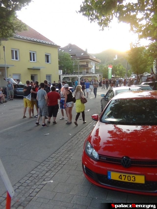 Fani VAG na ulicy na Worthersee 2013