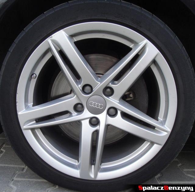 Felga 18 cali w Audi A4
