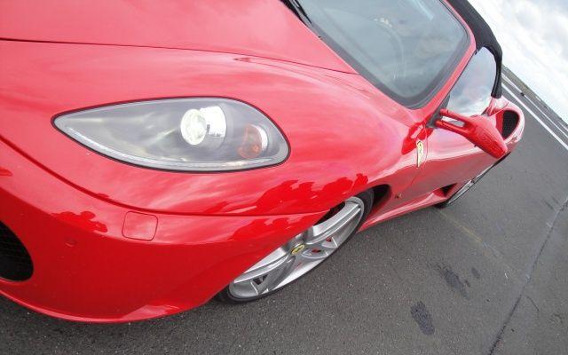 Ferrari F430 Spider na More Power 5