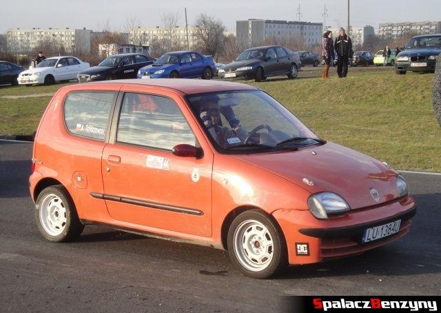 Fiat SC na RS Browar Jagiełło 2012 w Lublinie