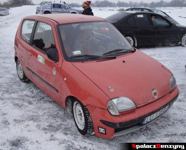 Fiat SC na RS Rally na Torze w Lublinie 2013
