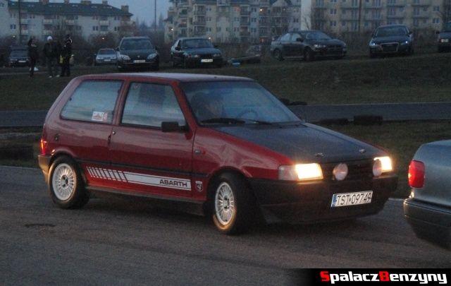 Fiat UNO na RS Browar Jagiełło 2012 w Lublinie