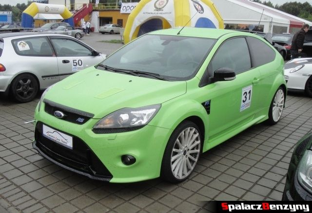 Ford Focus RS na TPTD 25 maj 2013