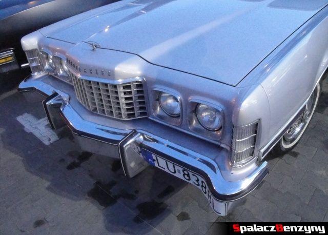 Ford Thunderbird na Lubelskie Klasyki Nocą