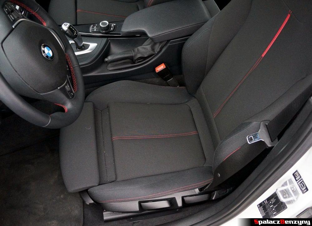 Fotel BMW 316i 2013