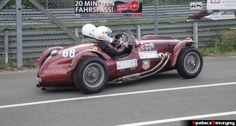 Frazer Nash Le Mans Replica na Nurburgring Nordschleife