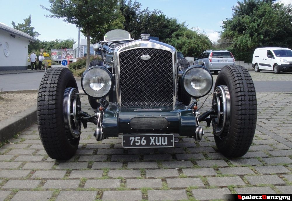 Front Wolseley Hornet Special na Nurburgring Nordschleife