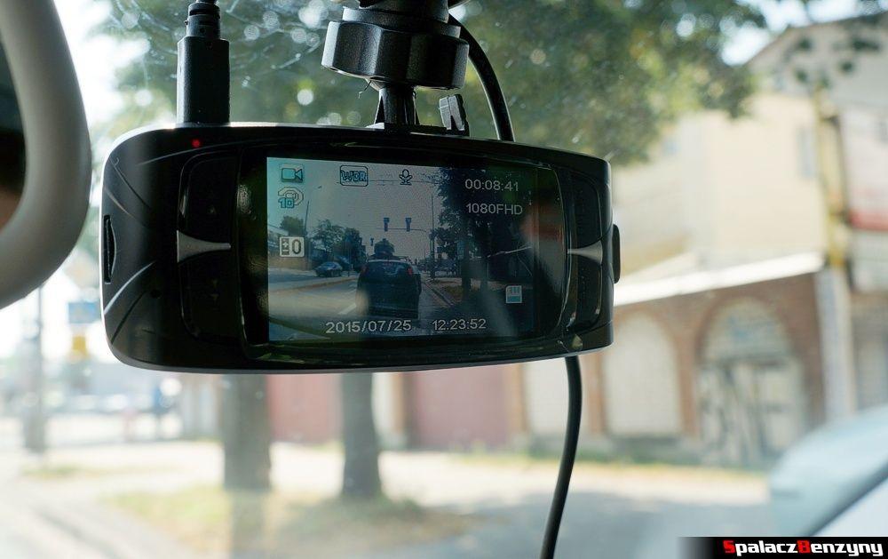 G1WH Rejestrator trasy kamera samochodowa