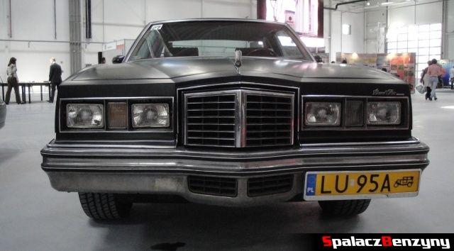 Gangsterski Pontiac na targach Autosalon 2012 w Lublinie
