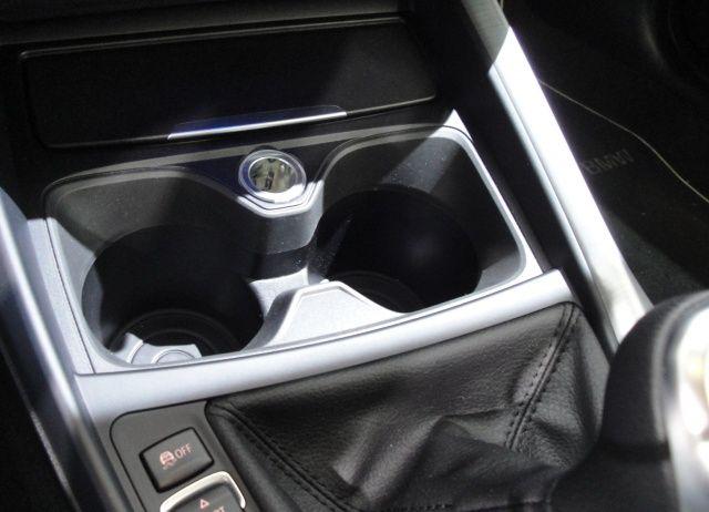 Gniazdko zapalniczki w nowym BMW serii 1