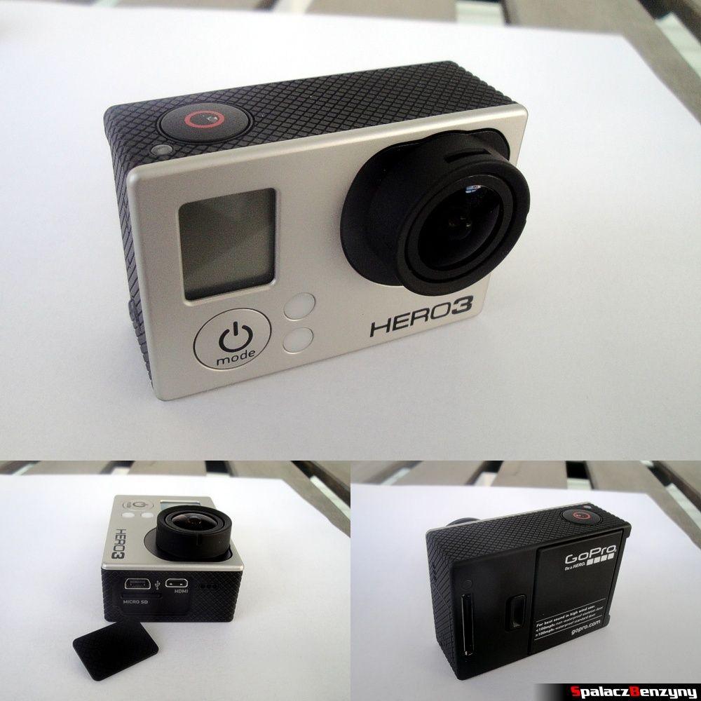 GoPro3 Hero Black obudowa