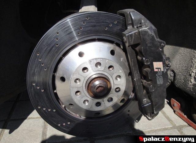 Hamulce RS w Audi A4