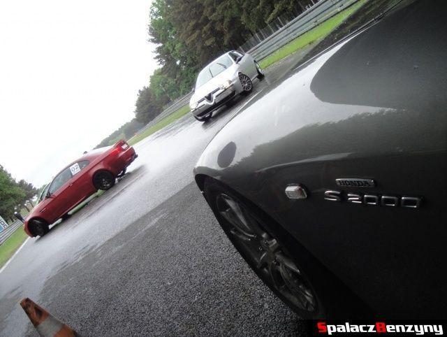 Honda S2000, BMW M3 i Alfa na TPTD 25 maj 2013