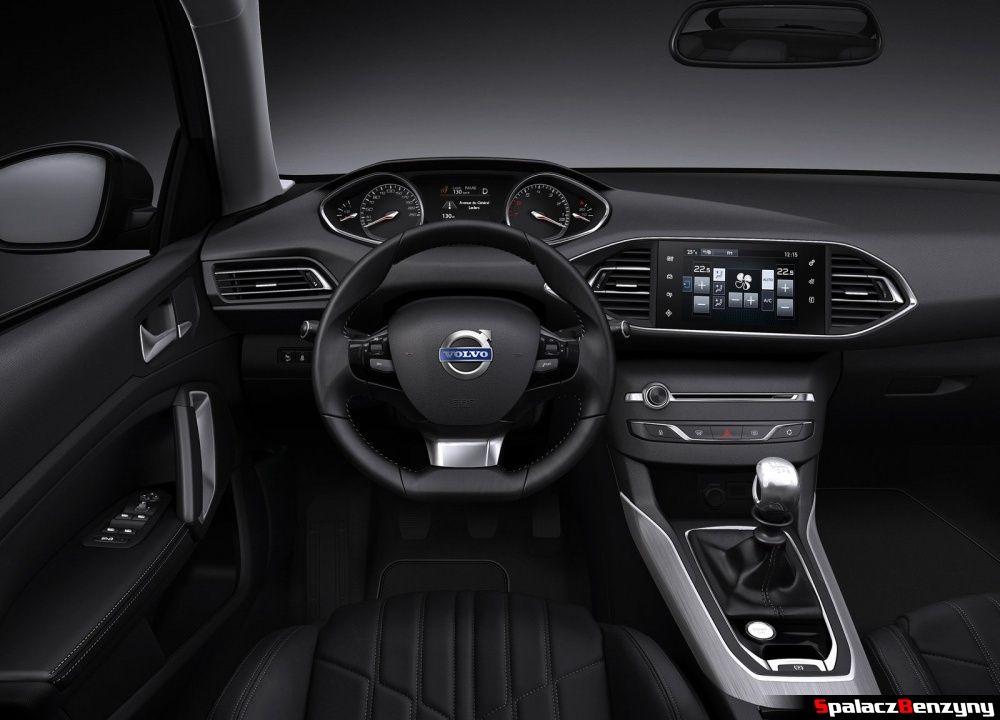 i-Cockpit Volvo