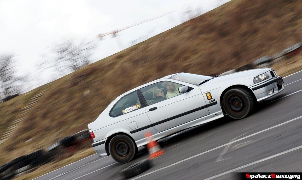 Jazda BMW kompakt na RS Kulig 2014 Tor Lublin