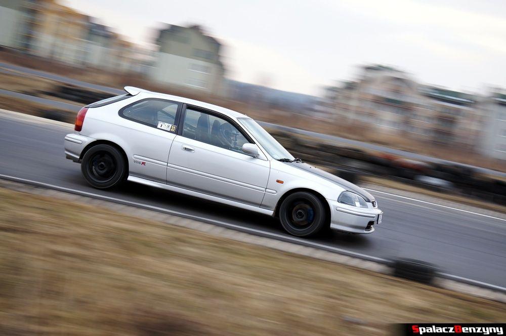 Jazda Honda Civic na RS Kulig 2014 Tor Lublin