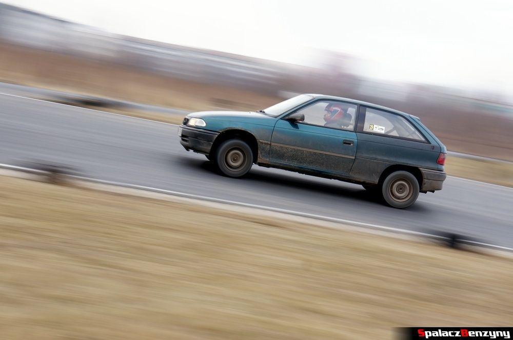 Jazda Opel Astra na RS Kulig 2014 Tor Lublin