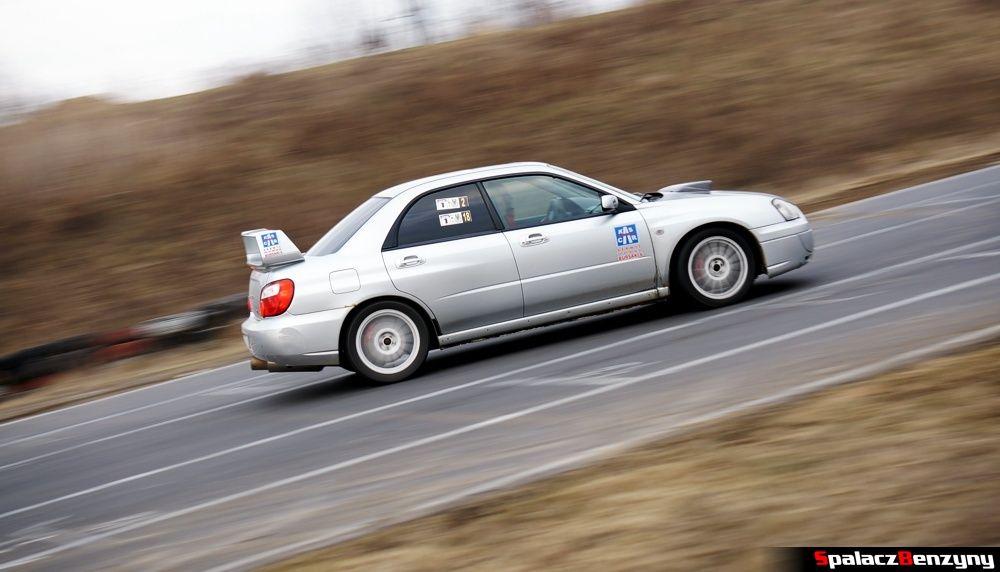 Jazda Subaru Impreza WRX na RS Kulig 2014 Tor Lublin