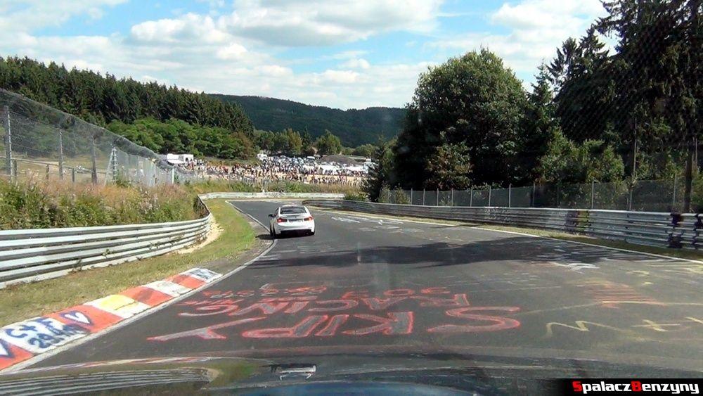 Jazda za BMW po Północnej Pętli Nurburgringu