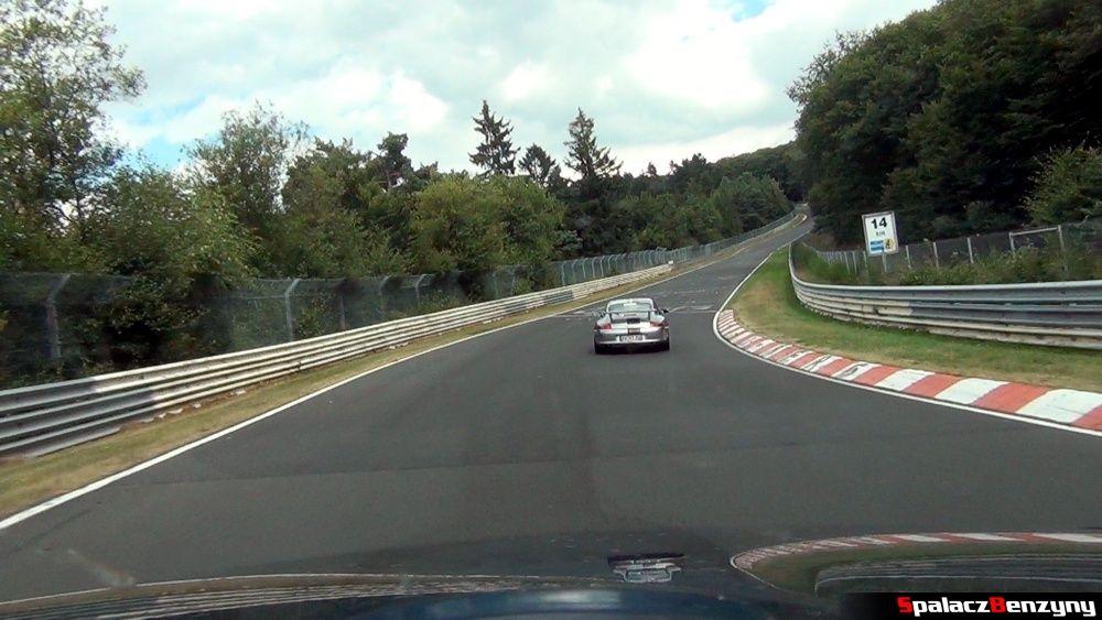 Jazda za Porsche na Północnej Pętli Nurburgringu