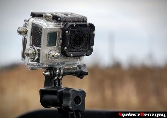 Kamera GoPro Hero 3 Black w obudowie