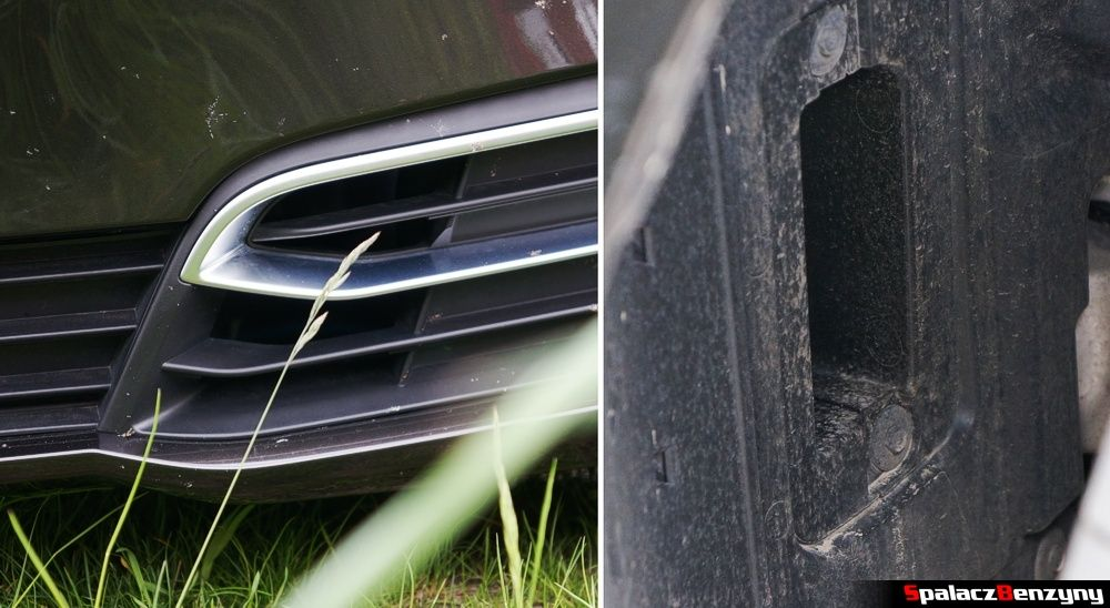 Kanały do chłodzenia hamulców w BMW