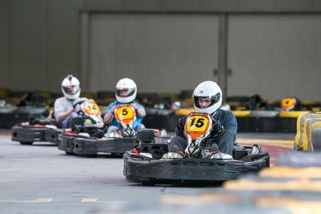 Kartingowe Shell Helix Challenge