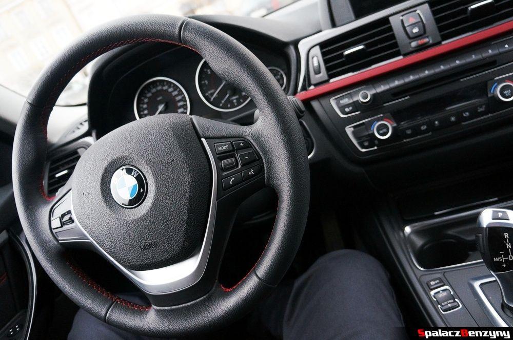 Kierownica BMW 316i 2013