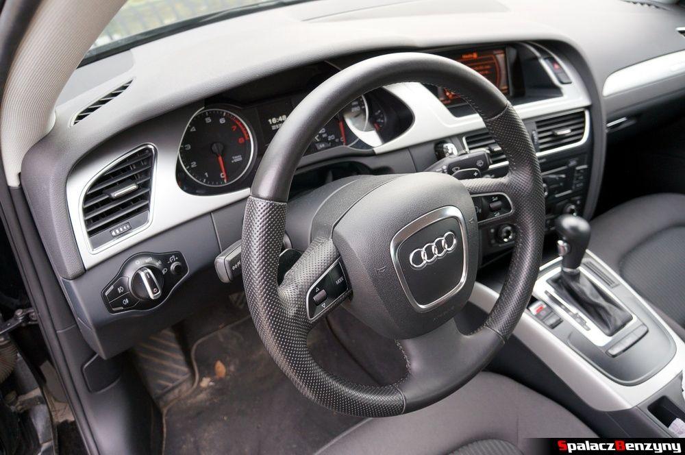 Awaryjność I Zużycie Audi A4 Po 100 Tys Km