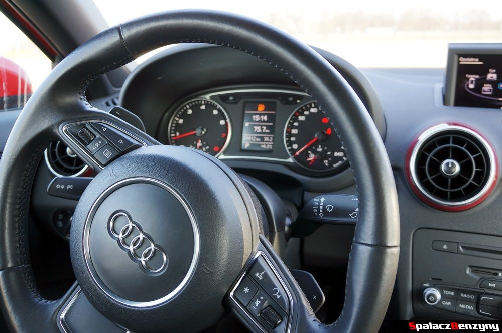 Audi A6 A7 Klub Polska Mniejsza Kierownica Do A6 C6