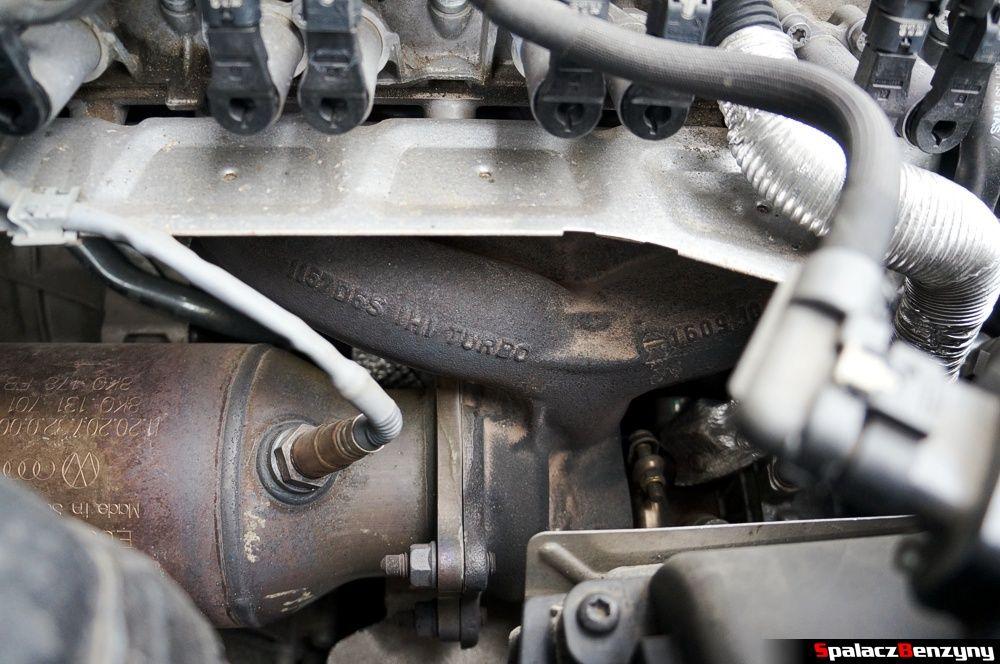 Kolektor wylotowy 2.0 TFSI Audi A4 B8