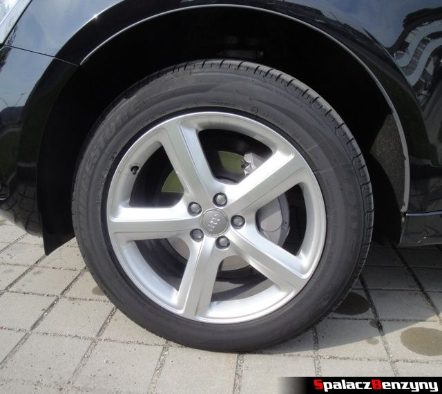 Koło i felga 19 cali Audi Q5 2.0 TDI