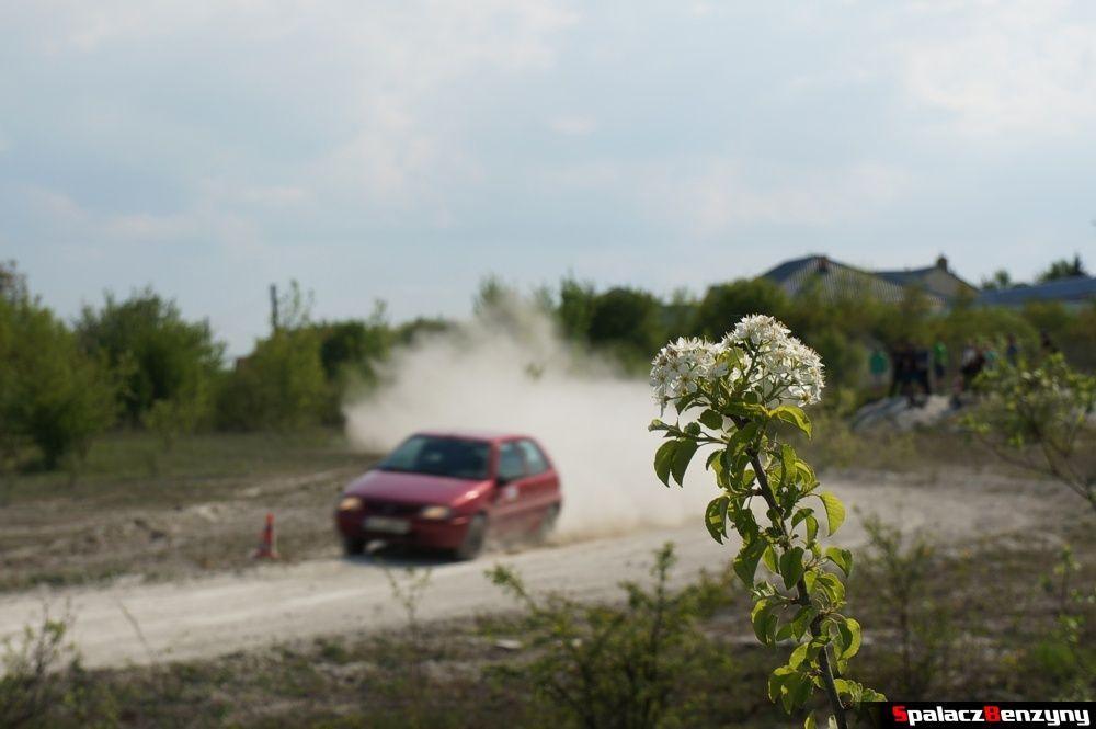 Krzak na szutrowy RS Chełm 1 maja 2014