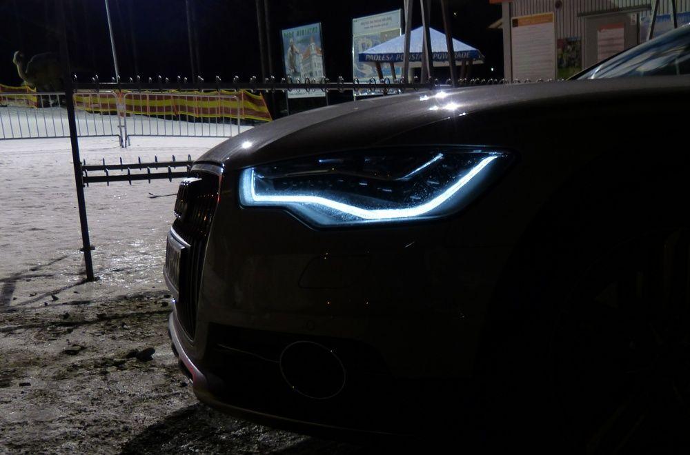 Lampa Led Audi A6 allroad quattro na stoku Biały Jar w Karpaczu