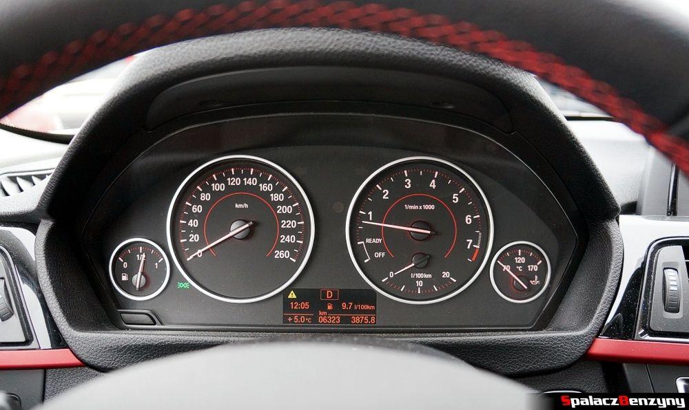 Liczniki BMW 316i 2013