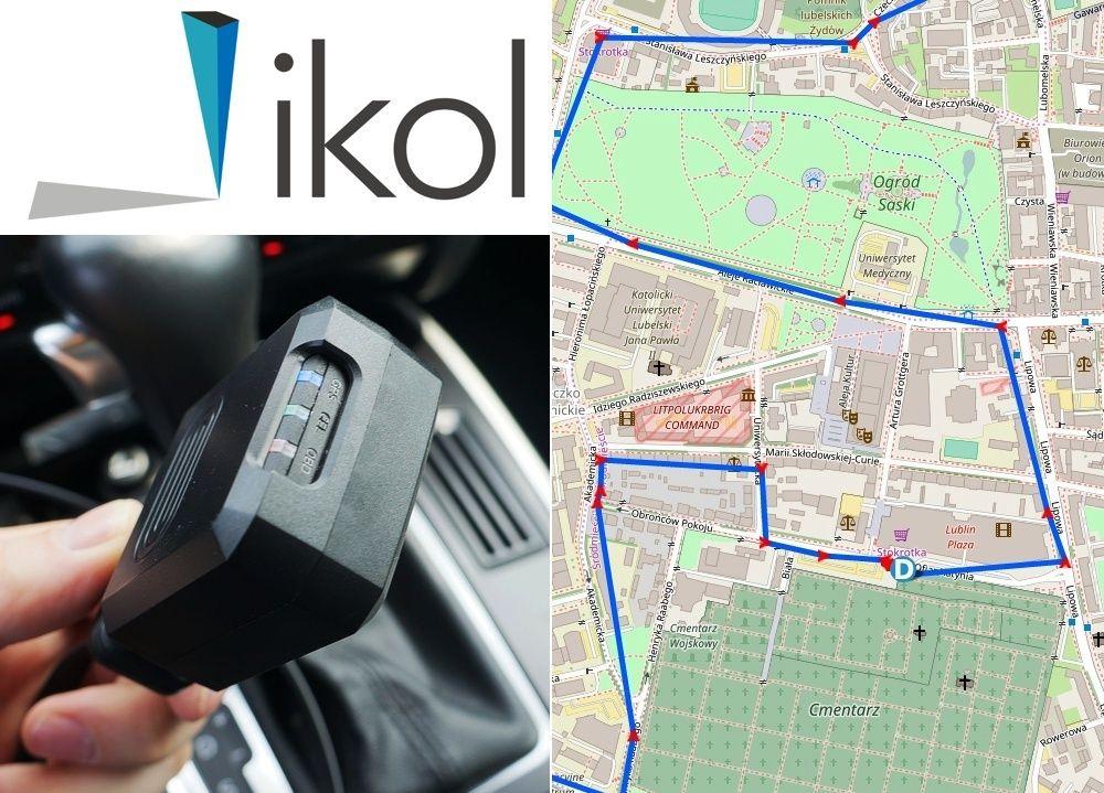 Lokalizator GPS IKOL