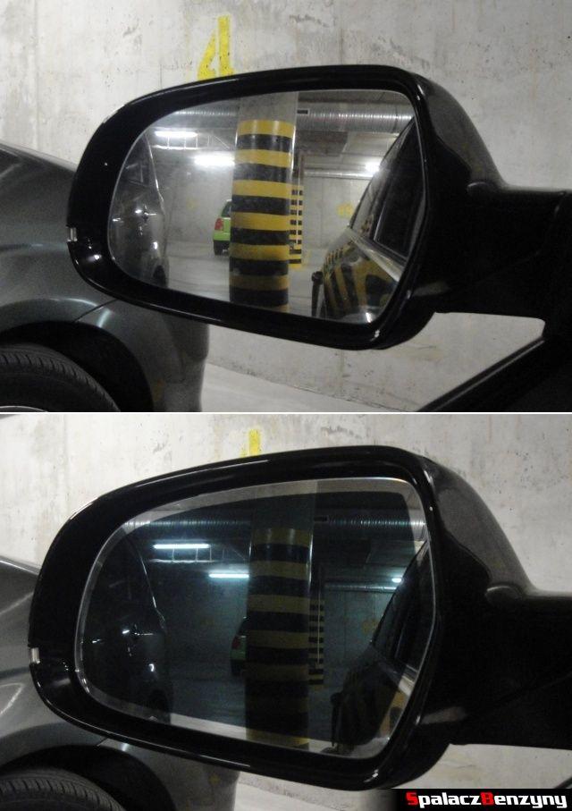 Lusterka przeciwoślepieniowe w Audi A4 B8