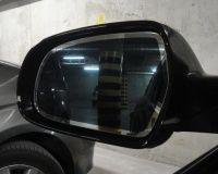 Lusterko przeciwoślepieniowe w Audi A4 B8