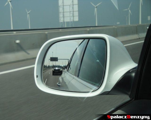 Lusterko zewnętrzne w Audi Q5 3.0 TFSI