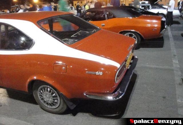 Mazda 616 na Lubelskie Klasyki Noc�