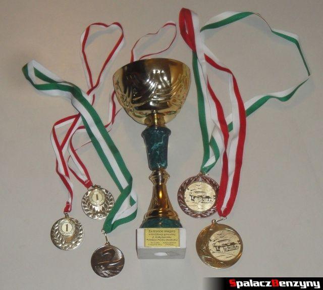 Medale za Rally Sprinty styczeń 2013