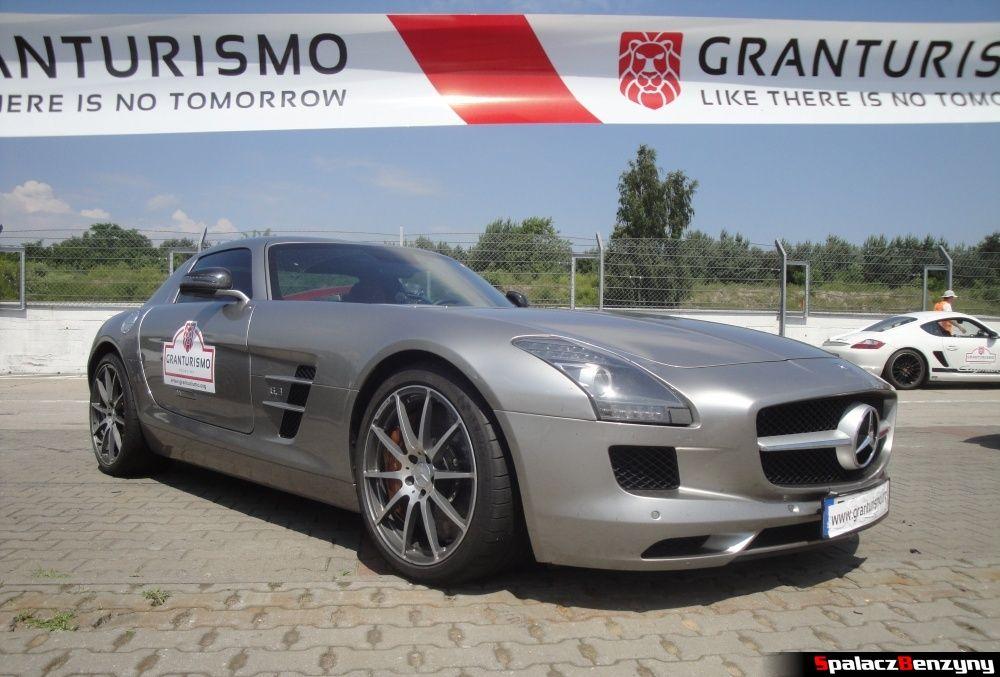 Mercedes SLS na Gran Turismo Polonia 2013