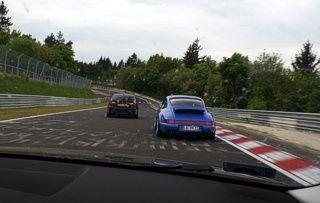 Mini ponowna jazda na Nurburgringu