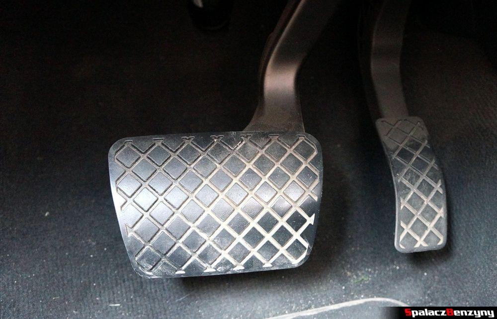Nakładki na pedały w Audi A4 B8