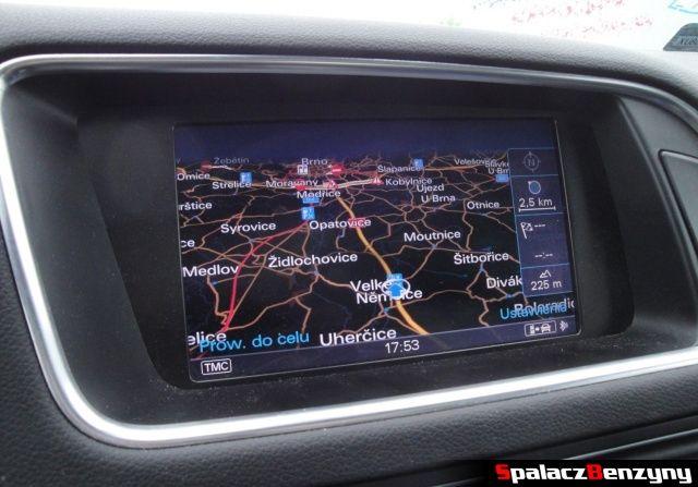 Nawigacja Audi MMI w Audi Q5