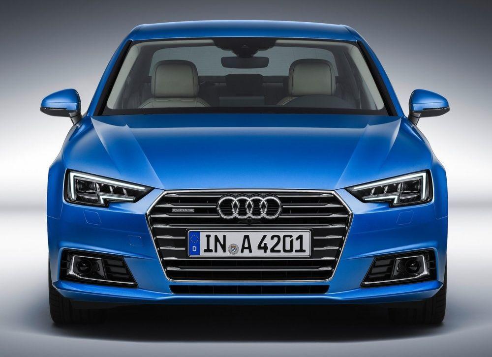 Nowe Audi A4 B9